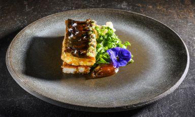 Unagi sumibiyaki: il piatto del 2021 di Iyo Experience(ph Brambilla-Serrani)