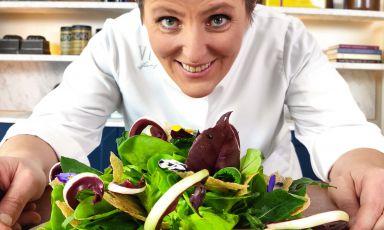 «Del delivery non ne posso più». I nuovi piatti di Viviana Varese sono deliziosi, e bisogna andare al ViVa per assaggiarli