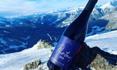 Puntay è la linea top di Erste+Neue, storica cantina sociale dell'Alto Adige. Nuovo look per le etichette, ma non solo: l'idea è di valorizzare le montagne