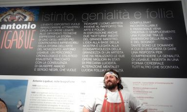 """Close-up, the chef from Viareggio Cristiano Tomei. A few months ago he moved his Imbuto to the Lu.C.C.A. - Lucca center of contemporary art, tel. +39.0583.491280, a centre which, until June 9th 2013, will host Antonio Ligabue's exhibition """"Instinct, genius and folly"""", three words that are also suitable to describe the chef born in 1974"""
