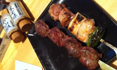 Of yakitori and other stories