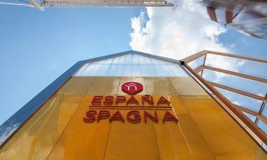 Il padiglione spagnolo è uno dei più visitati a Expo 2015. Racconta l'eccellenza e la biodiversità iberiche, spesso con il supporto dei grandi chef dellanueva cocina española