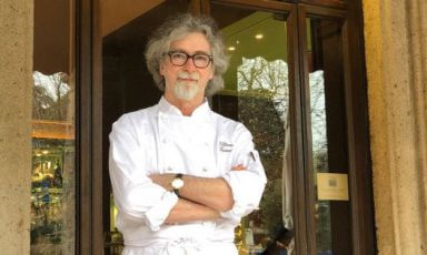Vittorio Fusari, the unforgotten chef who passed away in January. The first of the four dinner events of the 2020 edition of Terra Madre – Salone del Gusto, starting on the 7th October at Eataly Lingotto, is dedicated to him