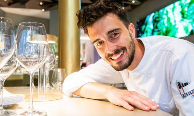 Il ligure Edoardo Traverso è il nuovo resident chef di Identità Golose Milano