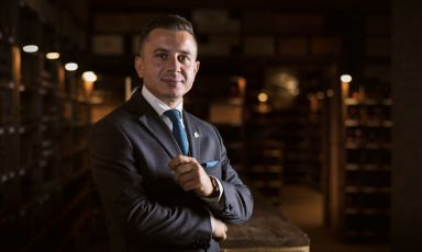 Una vita da sommelier: Francesco Cioria, premio Identità di sala al congresso On the road 2020, si racconta