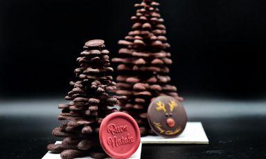 Alberi di cioccolato firmati Gerla 1927 a Torino