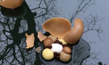 Tiramisù: il piatto del 2021 di Andrea Zazzara