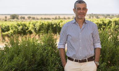 Francesco Mazzei, presidente di A.Vi.To., Associazione dei vini toscani Dop e Igp