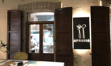 Enzo Di Pasquale charmed me once again in his new restaurant