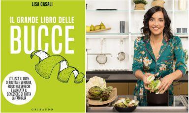 La grande cena delle bucce: lunedì 19 a Identità Milano per il libro di Lisa Casali