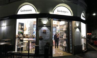 La Chiancheria Gournet in via Ostiense 52 a Roma