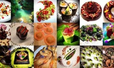 """A collection of recipes from Daniela Cicioni's website. She's a freelance vegan chef, focusing on raw and macrobiotic food. She follows the creed of Albert Einstein: """"Creativity is intelligence having fun"""""""