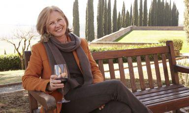 Elisabetta Gnudi Angelini ha portato tutta la sua energia a Montalcino con Altesino e Caparzo