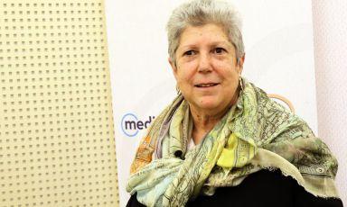 Faith Willinger, giornalista e scrittrice americana, in Italia dal 1972