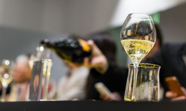 Lo Champagne La Grande Dame 2006 di Veuve Clicquot è stato il protagonista delle tre giornate di Identità di Champagne 2018