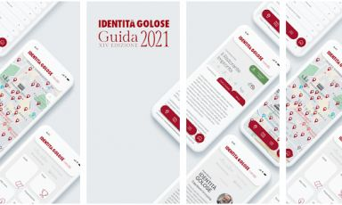 Useful, convenient, free: Identità Golose's guide is now also available as an App