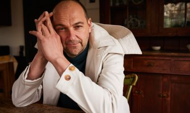 Daniel Humm, svizzero di Zurigo, 45 anni. E' al timone di Eleven Madison Park dal 2011
