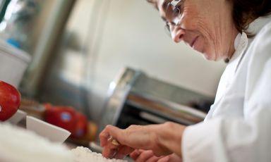 """Marta Grassi sarà la penultima protagonista di """"Italian Contemporary Chefs"""" a Identità Expo S.Pellegrino. Cucinerà lunedì 19 e sabato 20 ottobre, a cena.È possibile prenotare (il costo è di 75 euro per quattro portate vini compresi) mandando una mail al seguente indirizzo: expo@magentabureau.it. Tel: +39.02.62012701"""