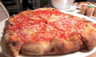 Stefano Chinappi, back to pizza