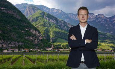 Alois Clemens Lageder racconta le novità dell'importante azienda vitivinicola altoatesina