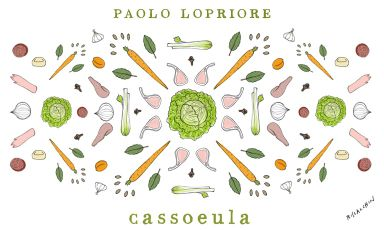 La Casseula scomposta e ricomposta da Paolo Loprio