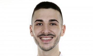 Davide Marzullo, sous-chef del ristoranteThe Market Placedi Como