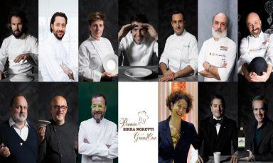 Il6 novembre, presso il ristorante milanese Lume, guidato dallo chefLuigi Taglienti, si svolgerà la finale della settima edizione del Premio Birra Moretti Grand Cru, con una giuria formata da tredici esperti di gastronomia e ristorazione
