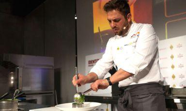 Alessandro Narducci, chef diAcquolina Hostaria e del bistrot Acqua Roof a Roma