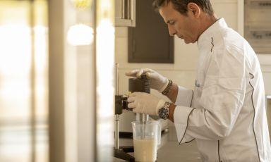 Il gelatiere Stefano Ferrara porta la sua competenza e la sua esperienza nel progetto di gelato confezionato Perfecto