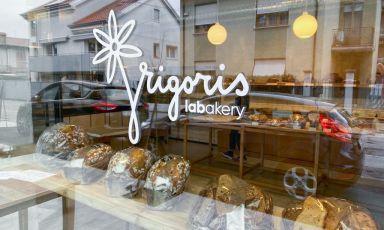 Lello Ravagnan's new bakery