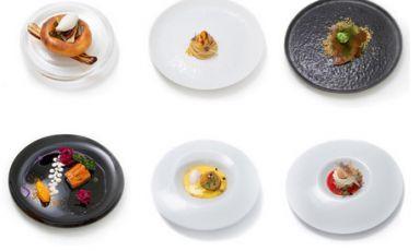 Sei dei dodici gelati gastronomici, preparati da altrettanti chef, che disputeranno la finale di categoria nell'ambito del Gelato d'Oro al Sigep di Rimini