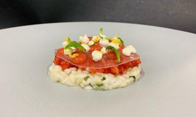 La rinascita: il piatto del 2021 di Silvia Moro