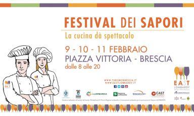 Il Festival dei Sapori, il grande evento a Brescia targato East Lombardy