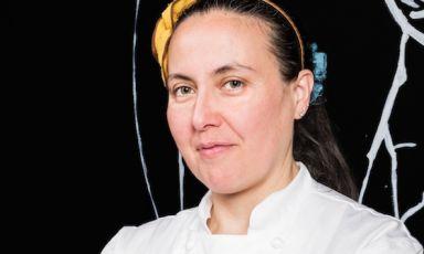 Carmen Vecchione,Dolciarte, Avellino, nel ritratto di Brambilla/Serrani