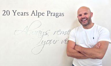 Alpe Pragas, nature in a jar