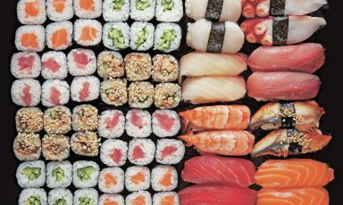 The basics of an excellent sushi