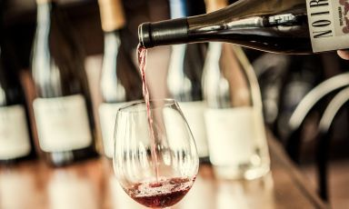 Il Pinot Nero è il vitigno che caratterizza le produzioni di Tenuta Mazzolino