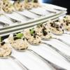 La Tagliatelle di alghe cacio e pepe di Matthey Kenney al Dine Around