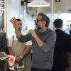 """Dine Around: Massimo Bottura spiega ai convenuti il suo """"Lenticchia è meglio del caviale"""""""
