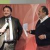 L'assessore lombardo Gianni Fava con Paolo Marchi