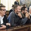 Alessandro Gilmozzi, Simone Padoan, Roy Caceres, Daniele Usai