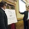 Alessandro Gilmozzi e Paolo Marchi presentano il simbolo dell'associazione