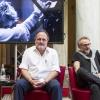 Paolo Marchi con Massimo Bottura