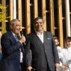 Piero Galli, Direttore Generale di Expo Milano 2015, con Claudio Ceroni di Magenta Bureau