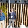 Paolo Marchi e il coordinatore della Guida di Identità Golose, Gabriele Zanatta