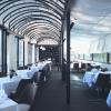 The bella veranda del ristoranteCongdu, indirizzo 116-1 Deoksu Palace