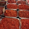 Variazioni di peperoni rossi fermentati, un vero simbolo della cucina coreana