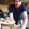 E' Rene Redzepi a illustrare il contenuto del primoSeafood platter.