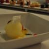 Zuppa fredda di agrumi con finocchio