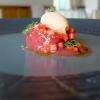 Fragola e pomodoro: inizia la parte dolce con una proposta fresca e convincente
